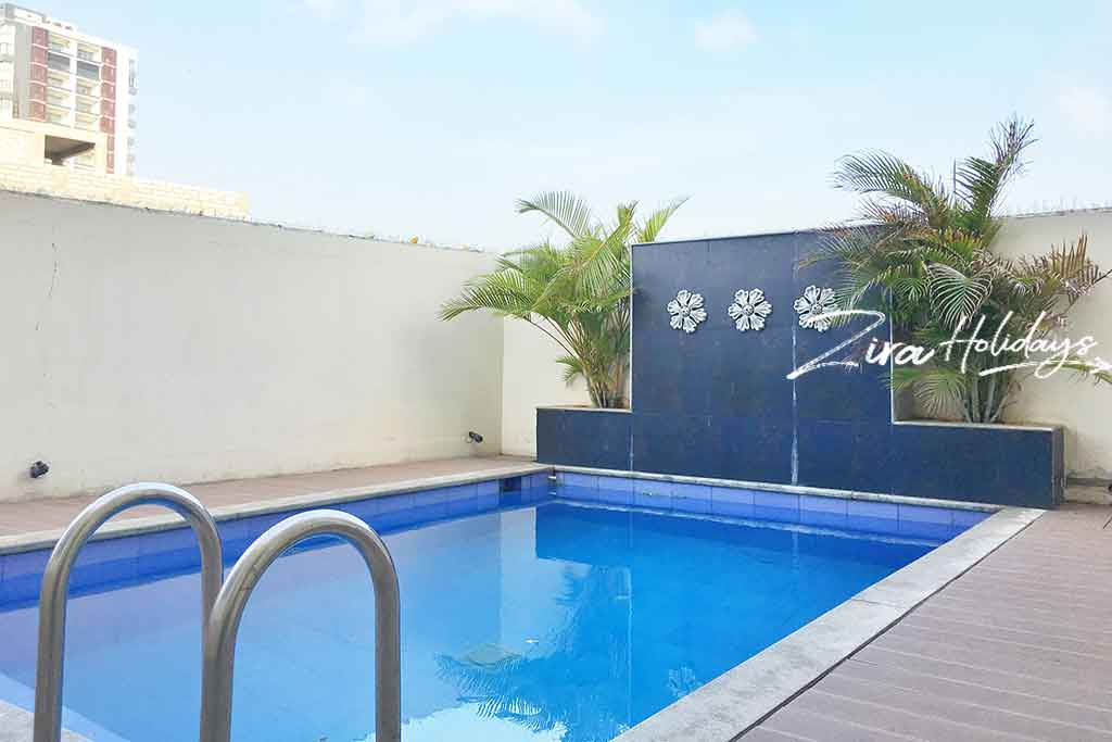 luxury beach house in ecr