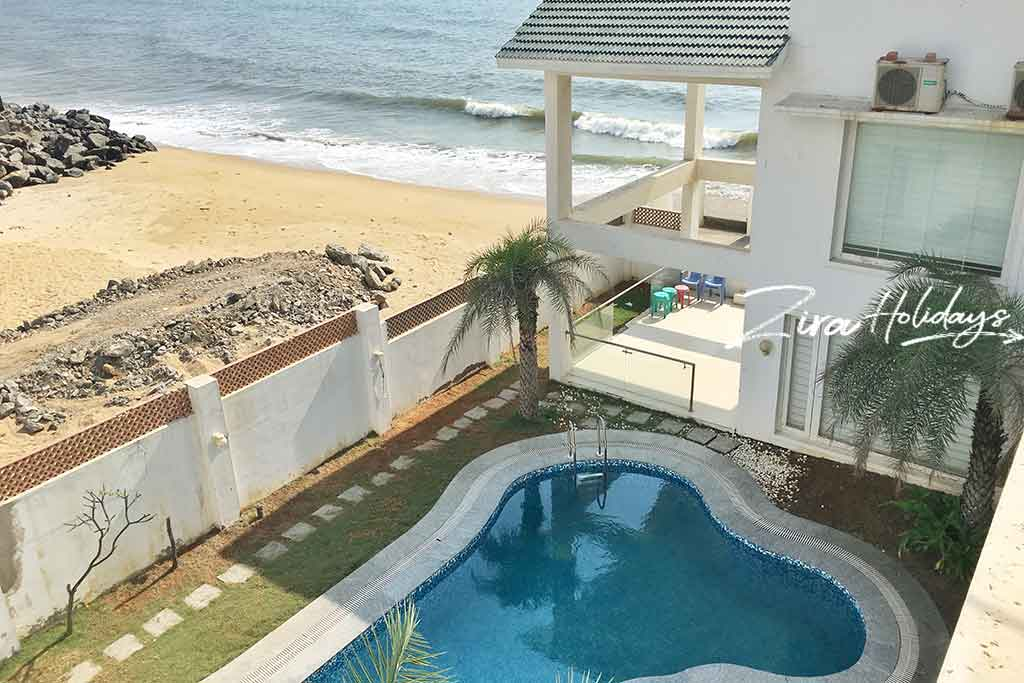 aquazi beach house for rent in ecr
