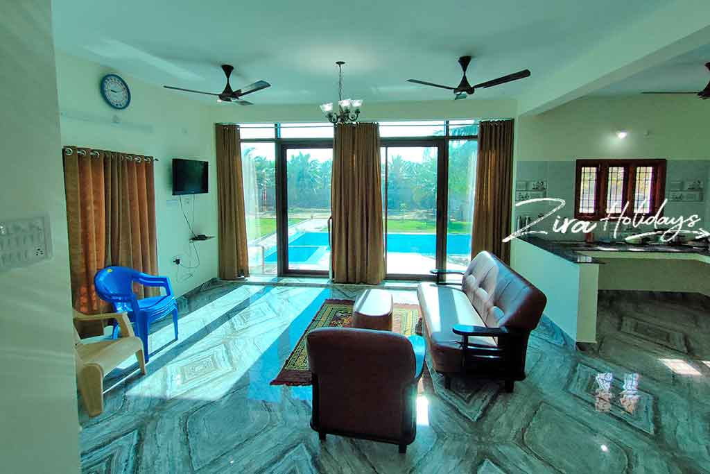 beach house for birthday party in ecr