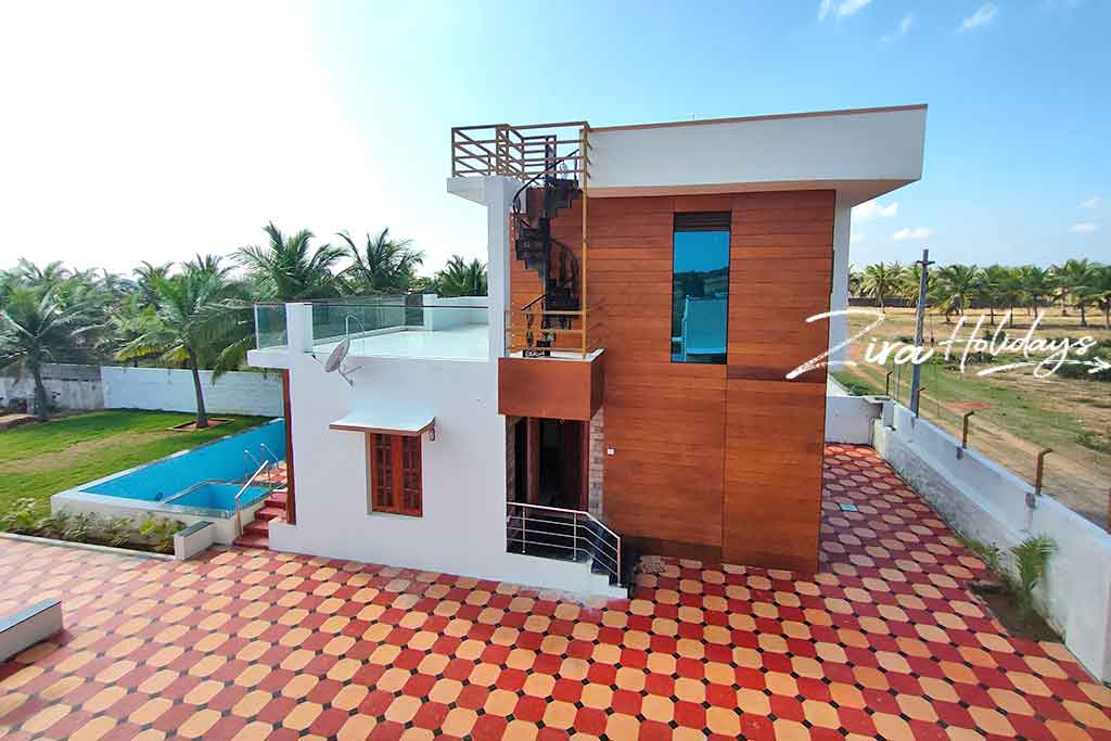 beach house for rent in mahabalipuram