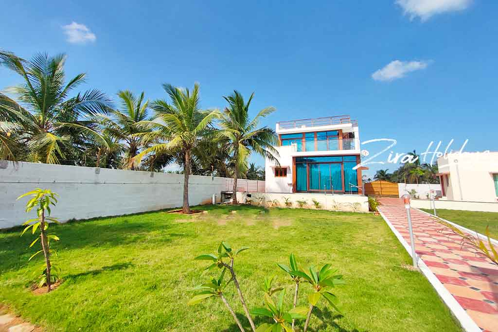 beach house for rent in pondicherry