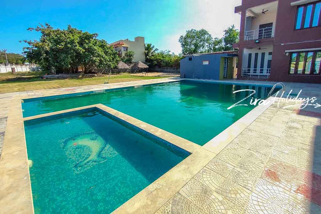 mahabalipuram beach house