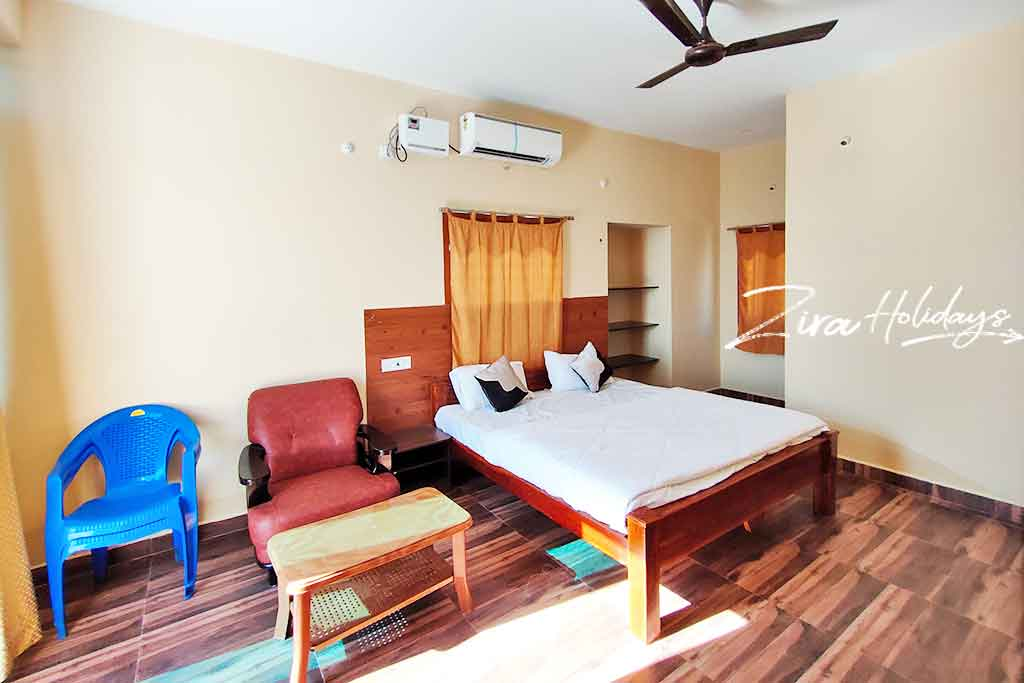 budget beach villa in ecr