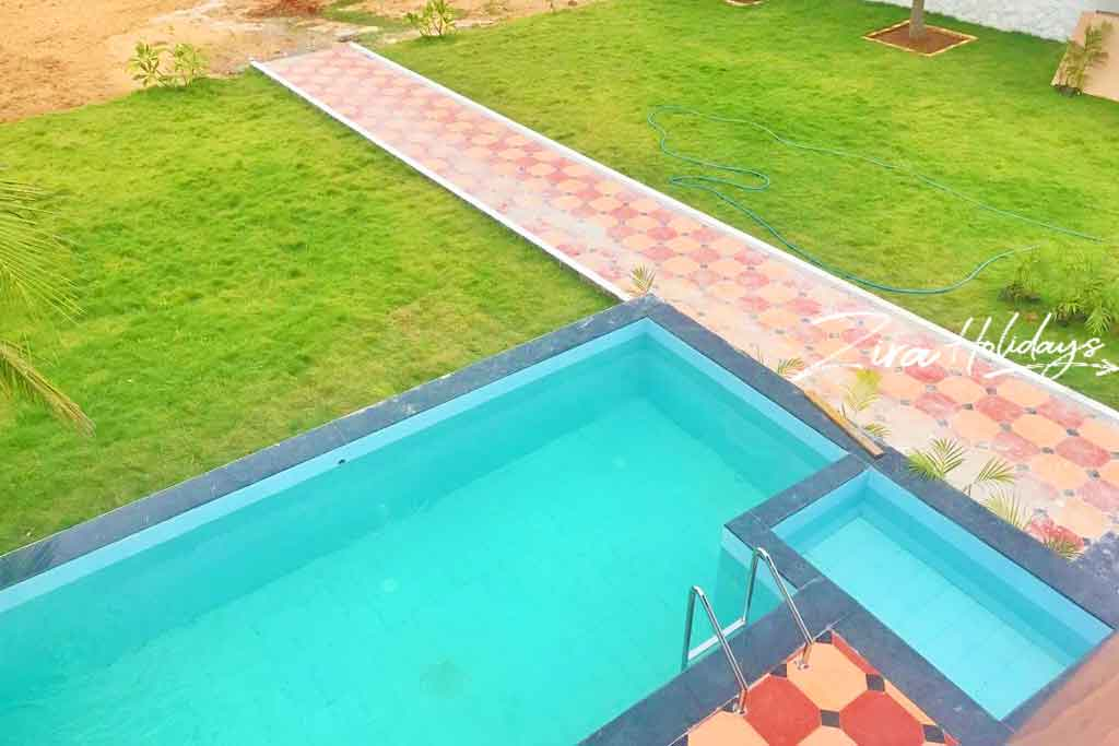 chennai beach villa for rent