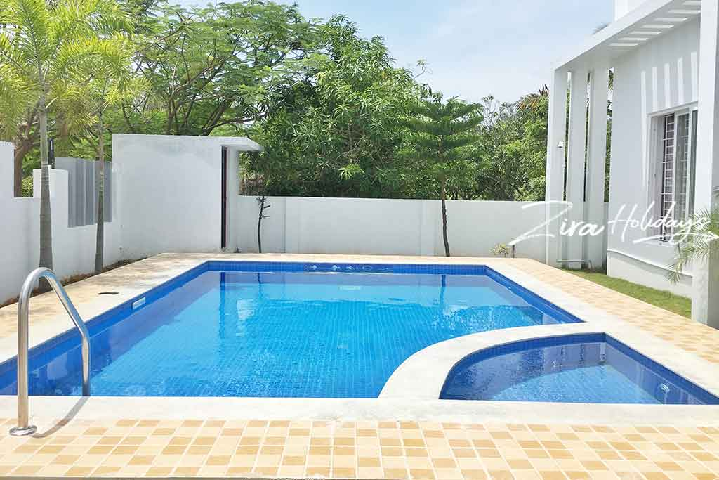 low price beach houses in kovalam