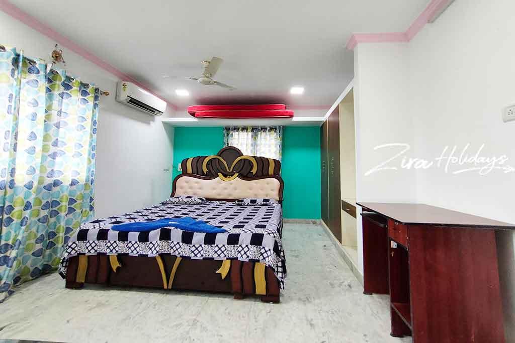 luxury beach villa in ecr