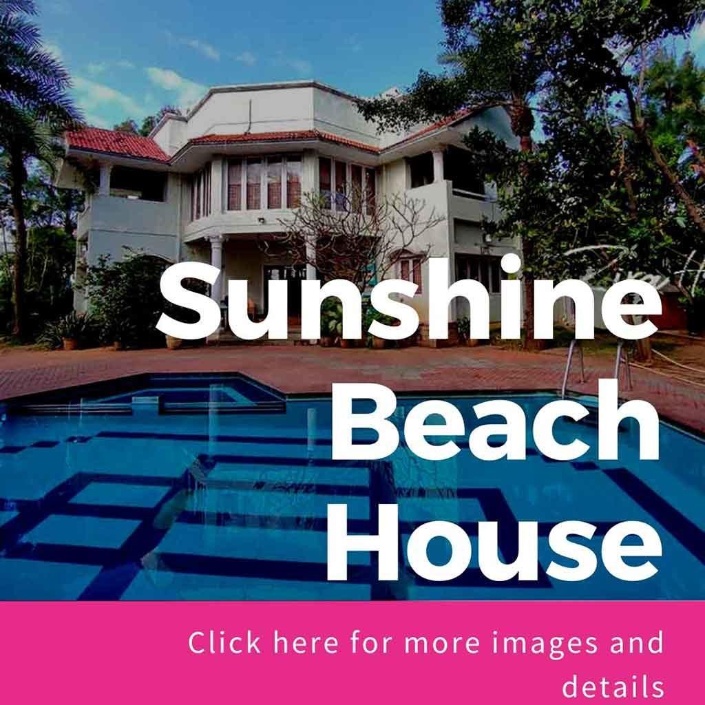 sunshine beach house for rent in ecr