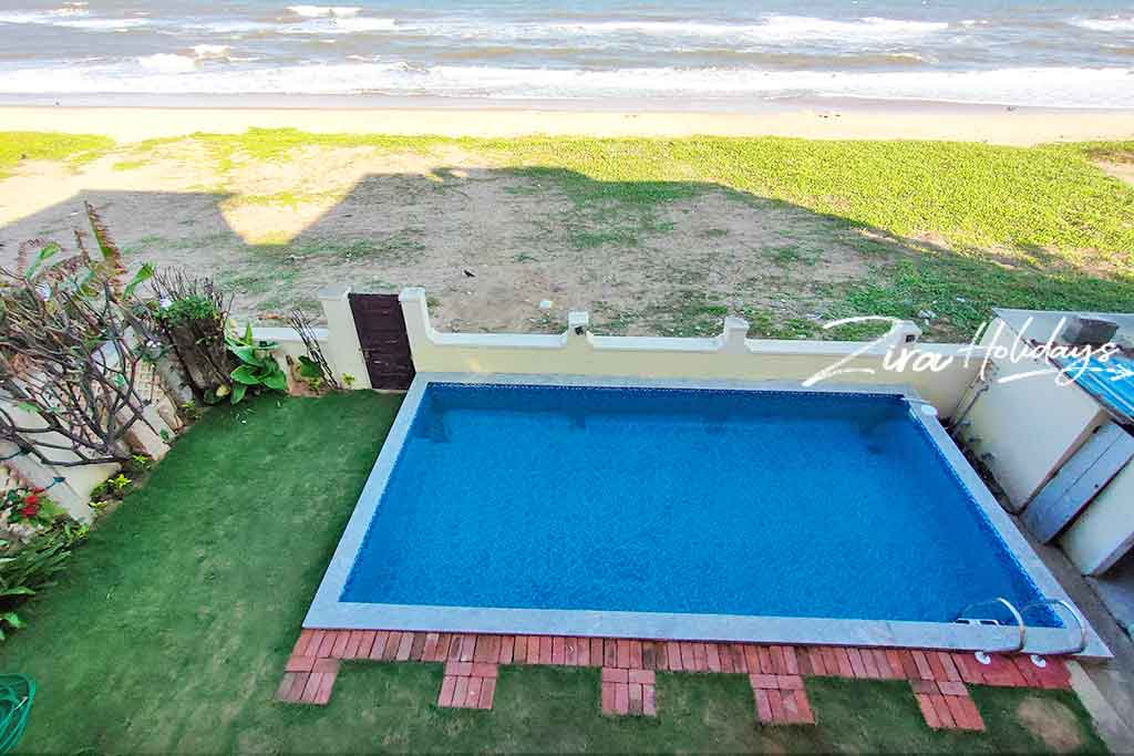 sunrise villa ecr beach house