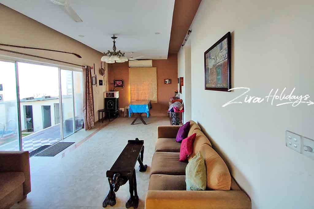zira holidays Sunrise villa ecr