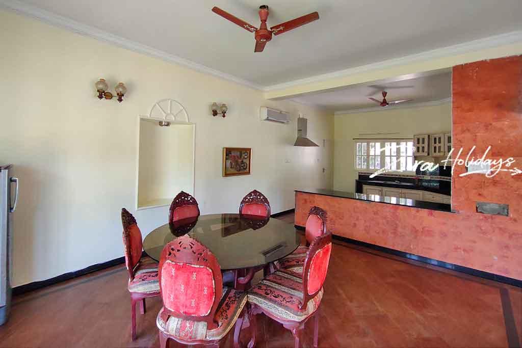 anu garden yelagiri hills for rent