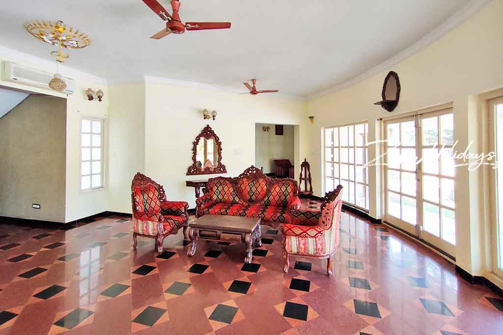 villa for rent in yelagiri
