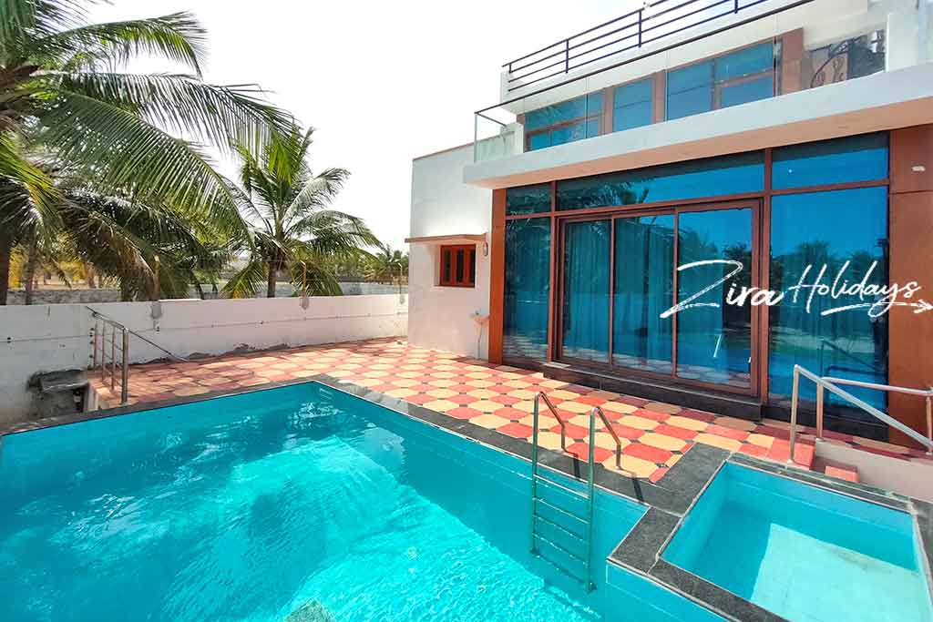 beach house for rent in kalpakkam