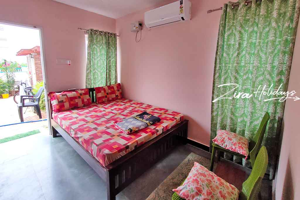 low price villa in ecr for rent