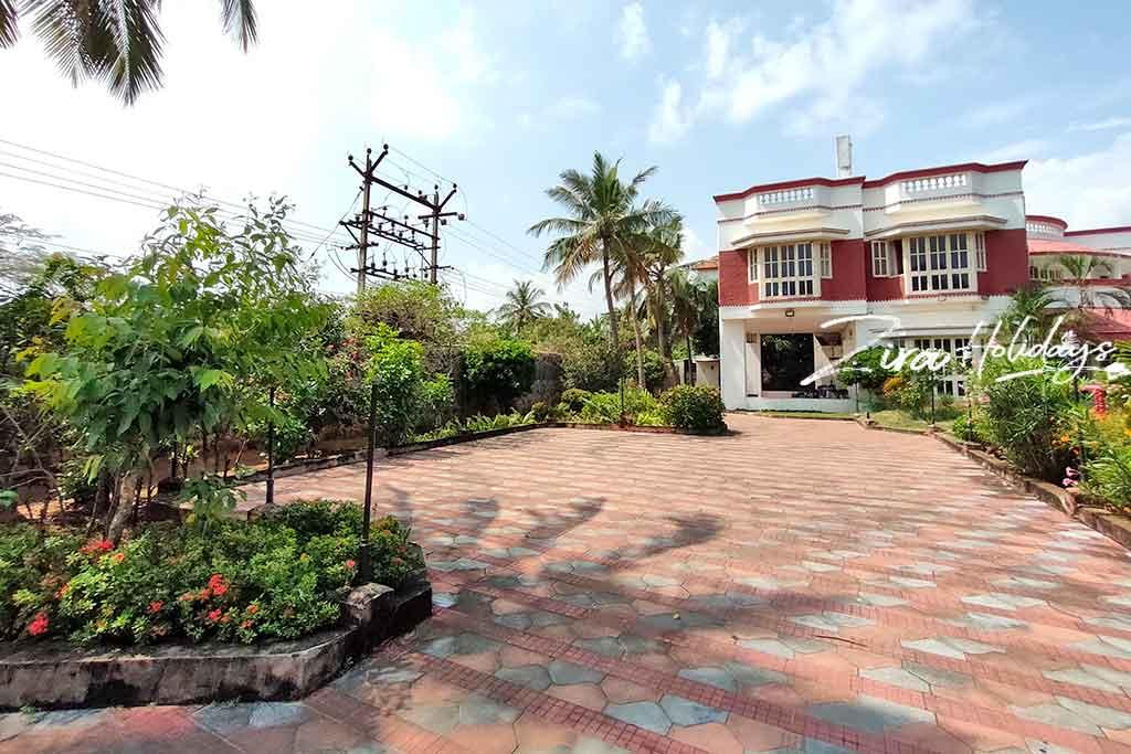 chennai beach houses for hire