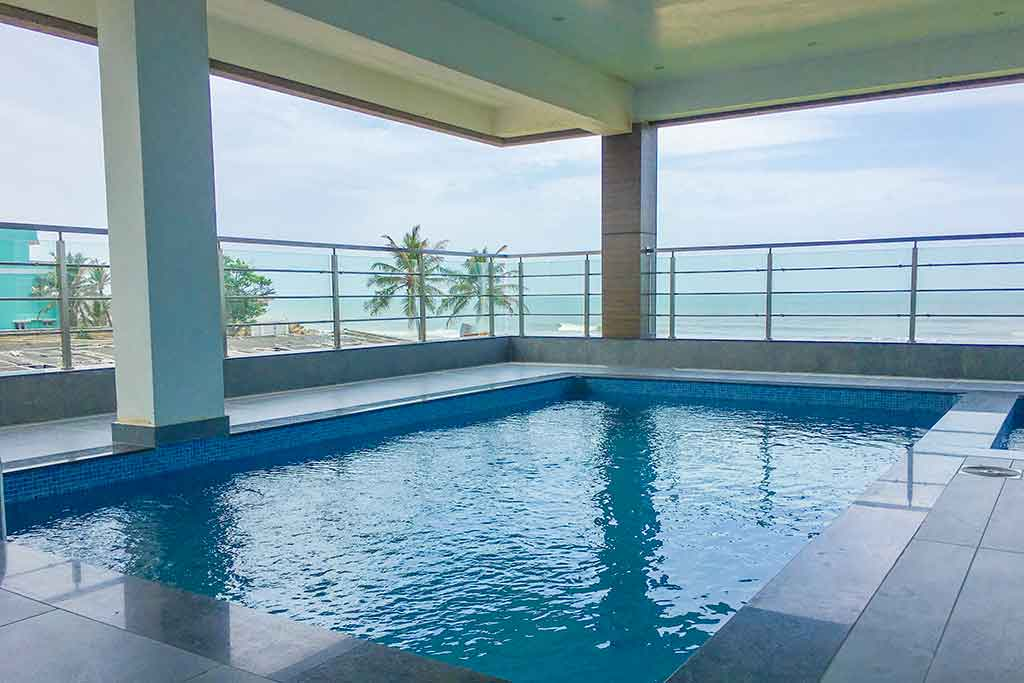 luxury beach resorts in ecr
