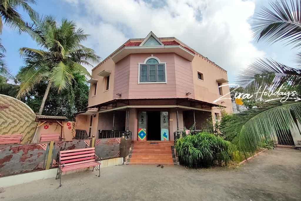 oceanic bay villa ecr