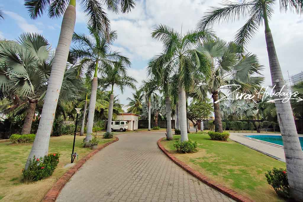prestige villa for rent