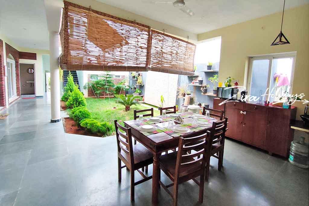 private villa for rent in kalpakkam