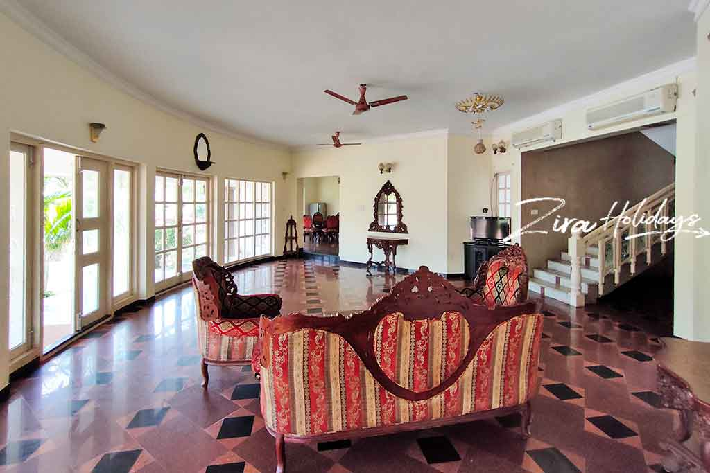 private villa for rent in yelagiri hills