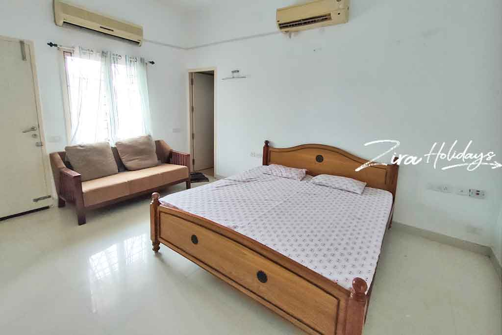 sakthi beach house ecr bedroom photos