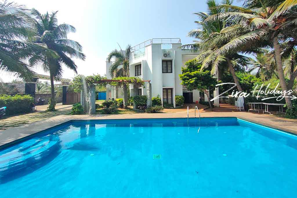 tulip beach house ecr for party