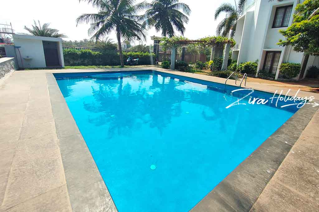 tulip beach house ecr swimming pool photos