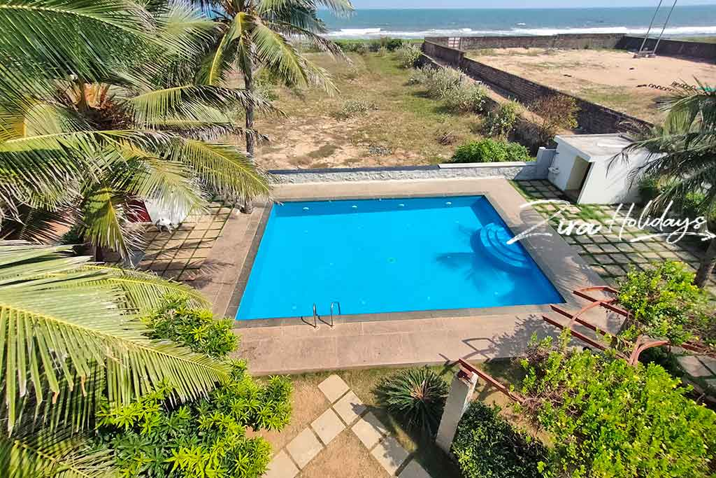 tulip beach house in ecr for rent