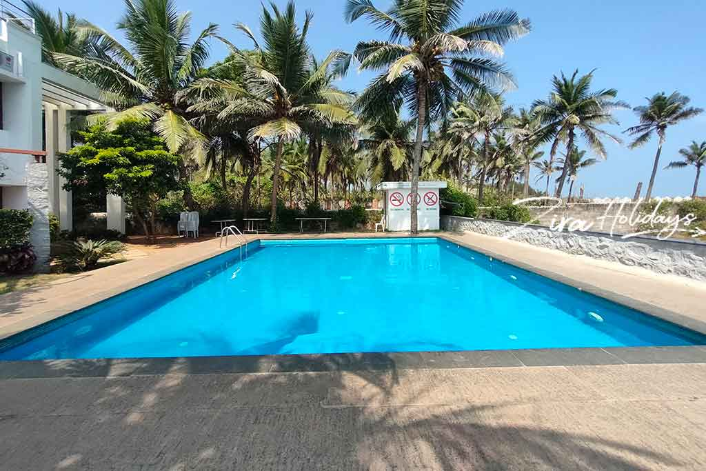 tulip beach house in mahabalipuram for rent