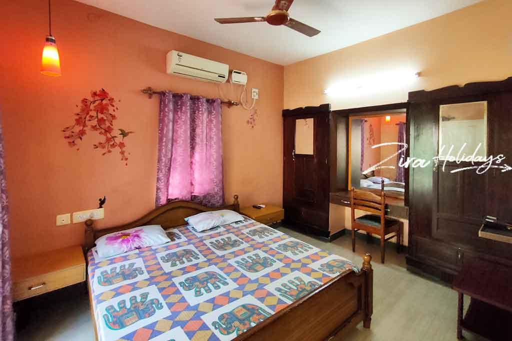 ashwini garden ecr bedroom