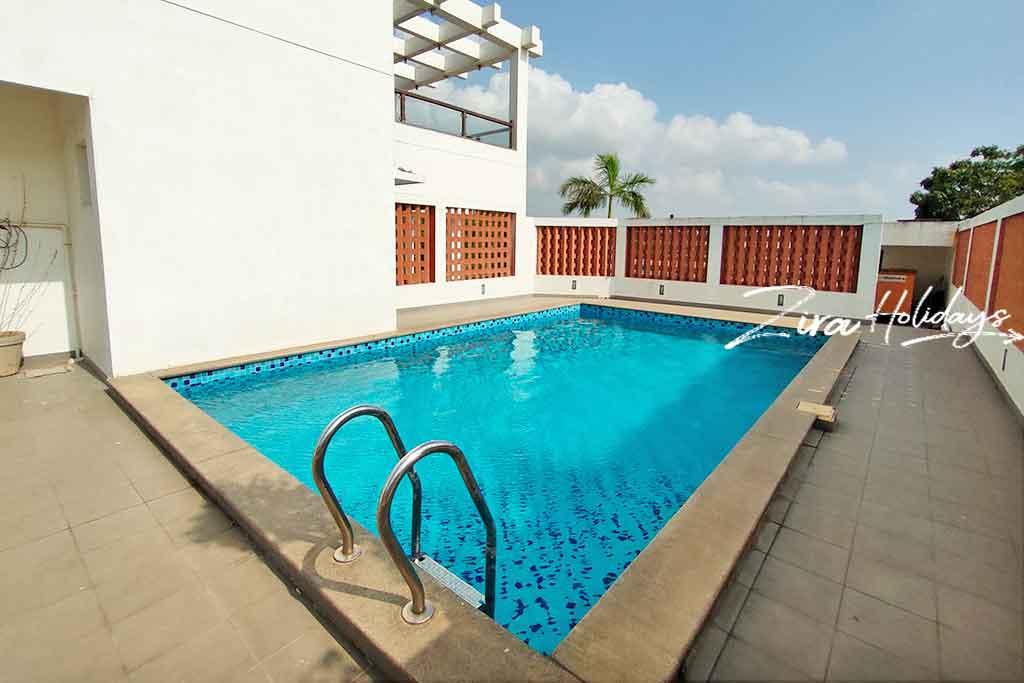 luxury beach house in mahabalipuram