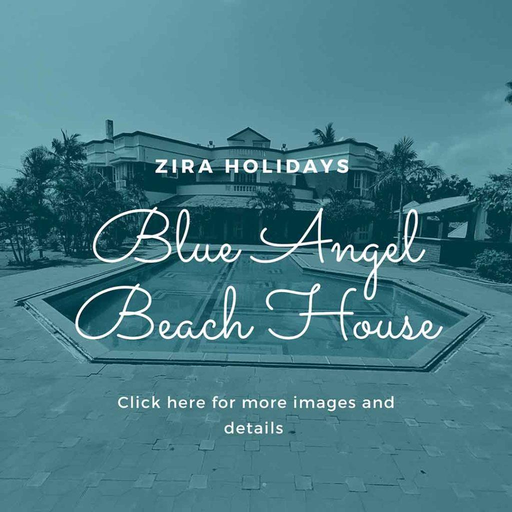 blue angel beach house