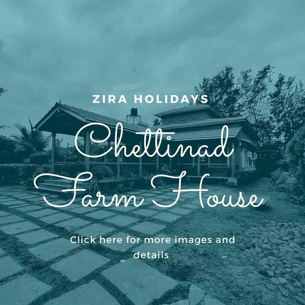 chettinad farm house ecr