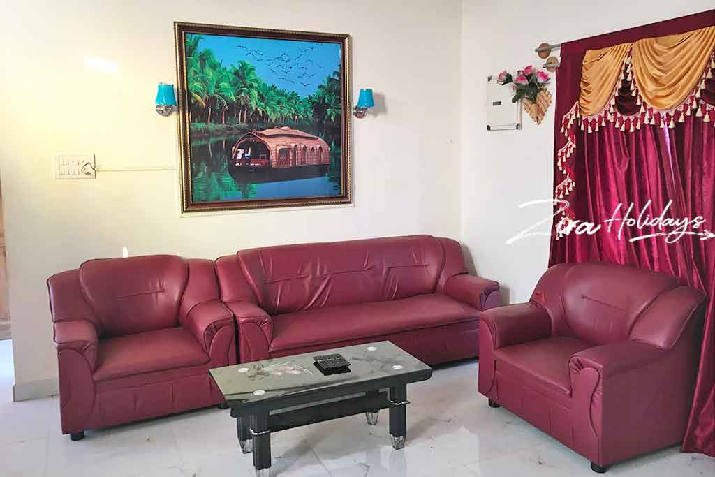 budget villa for rent in yelagiri hills