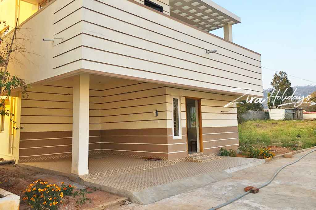 guest house for rent in yelagiri