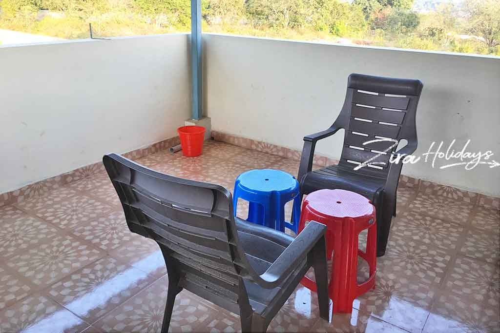 hill view resorts in yelagiri