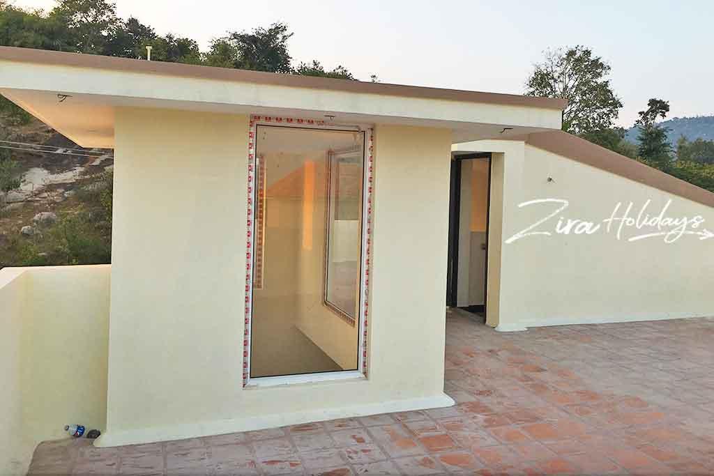 hill villa for rent in yelagiri