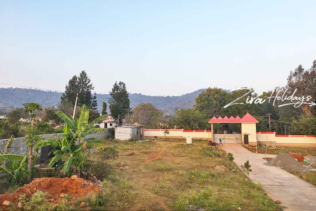 luxury resorts for rent in yelagiri