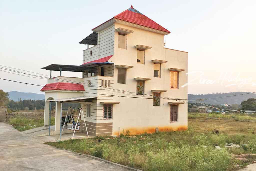 prestige villa yelagiri hills