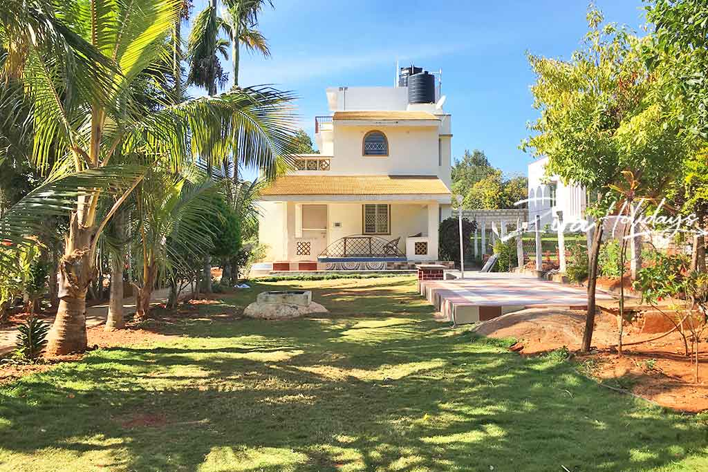 ashwini garden villa for rent in yelagiri hills