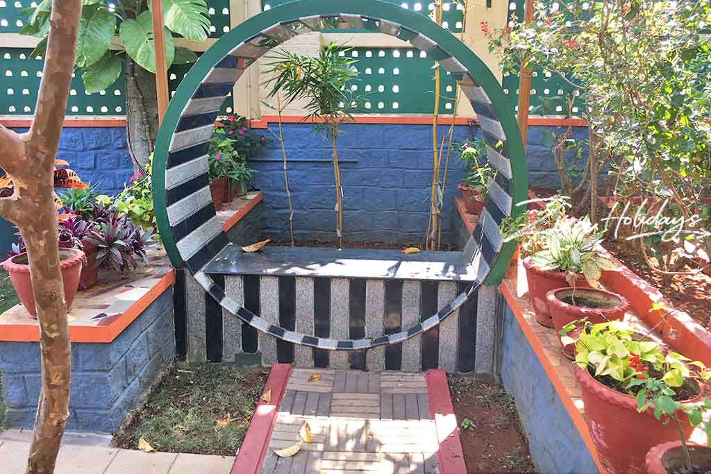 hill view homestays in yelagiri