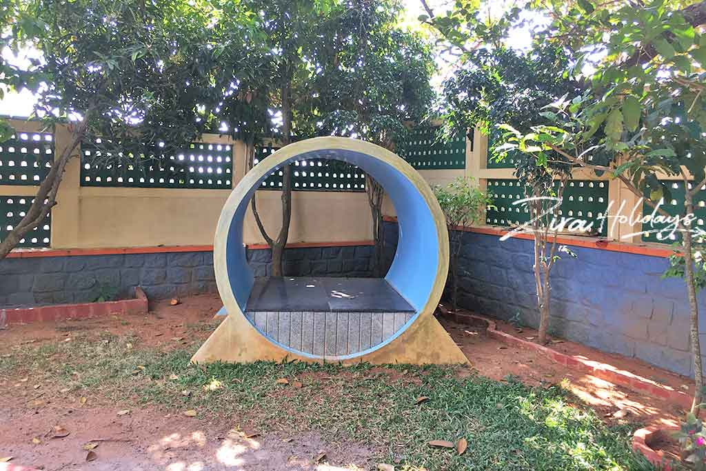 hill view villa in yelagiri