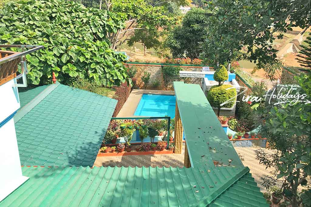 silver stone villa yelagiri hills for daily rent