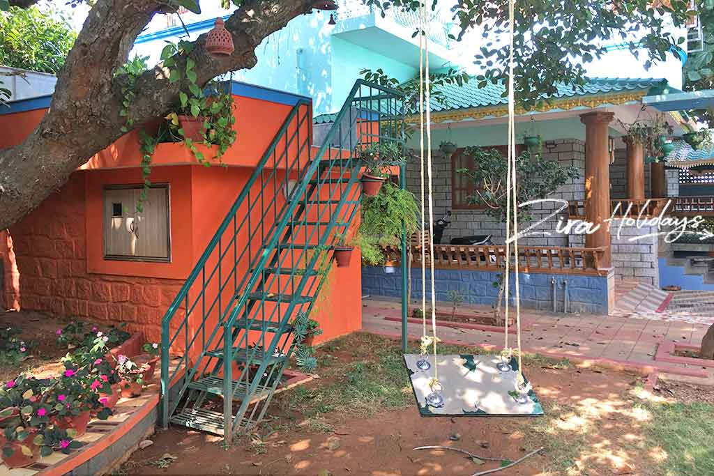 homestays for rent in yelagiri