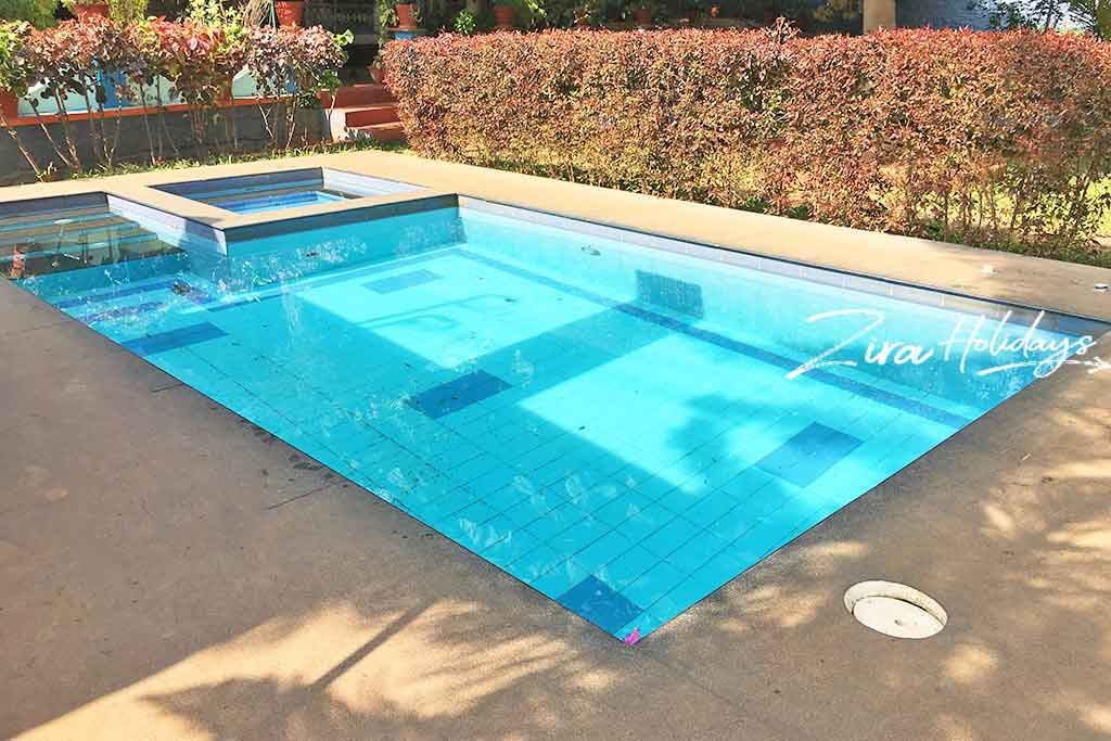 homestays with swimming pool in yelagiri