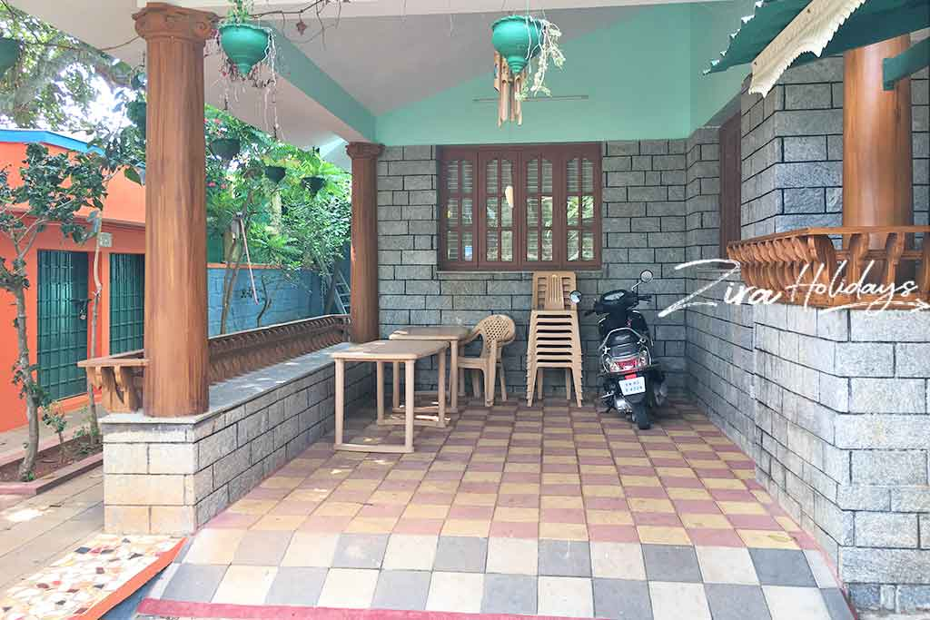 low price villa in yelagiri