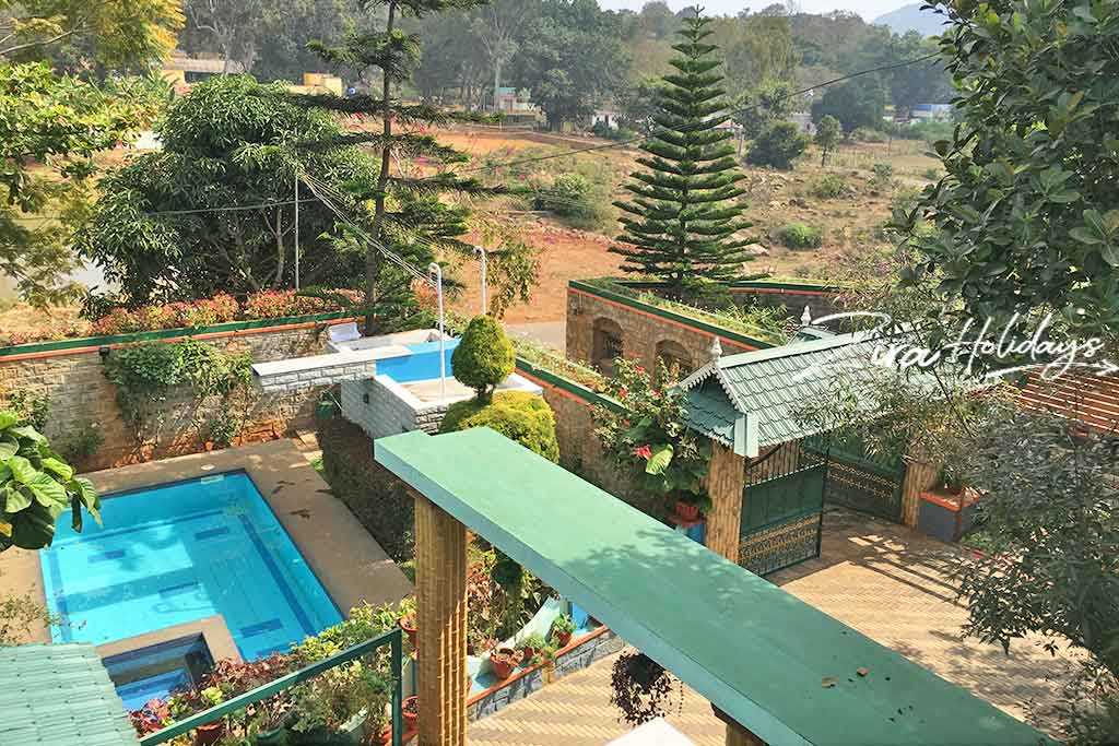 private villa in yelagiri