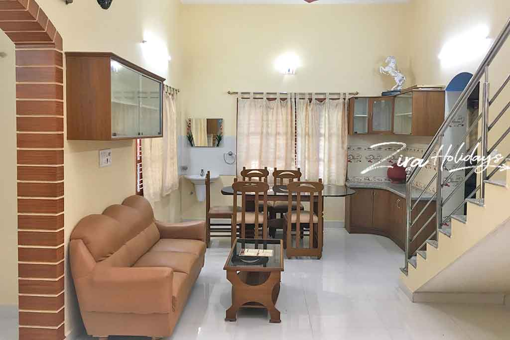 silver stone villa for rent in yelagiri