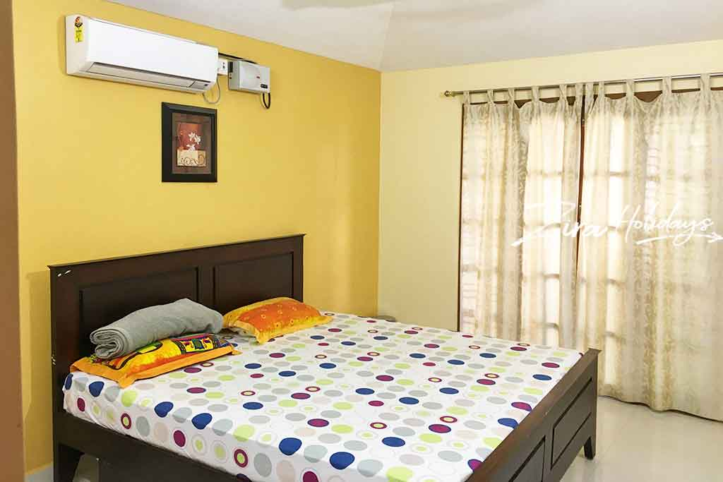 silver stone villa yelagiri hills bedroom photos