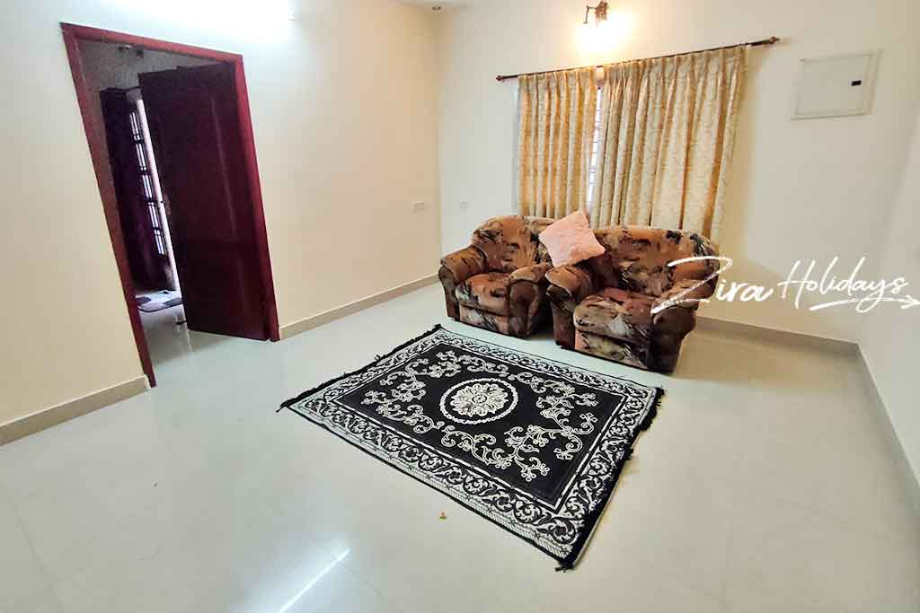 low budget beach villa in ecr
