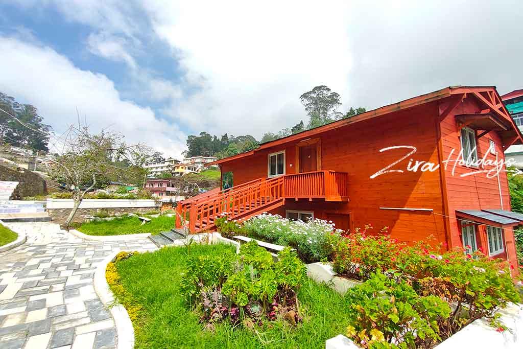 best cottages in kodaikanal